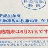自動車税をクレジットカード+Tポイント+楽天ポイントで支払う方法!nanakoを使った