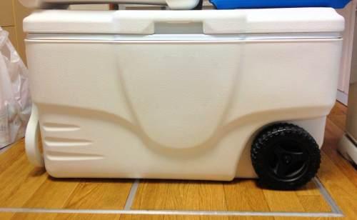 車輪付きクーラーボックス