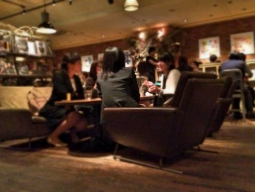 ブルックリンパーラー【東京・新宿】ソファー席
