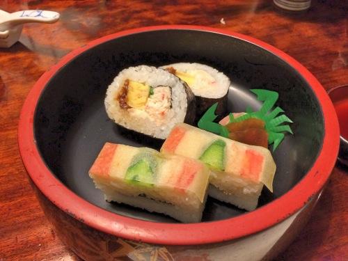 かに道楽かにのお寿司