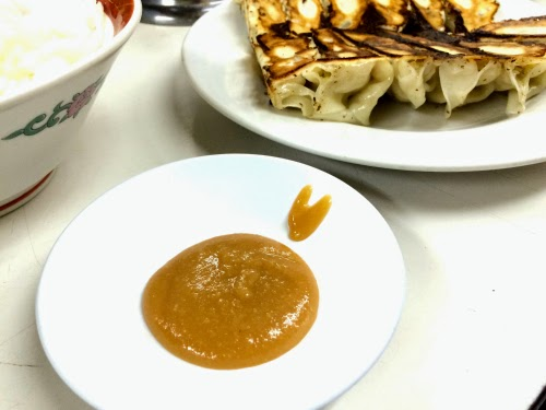 神戸 元町で人気「ぎょうざ大学」で餃子定食を食べてみた