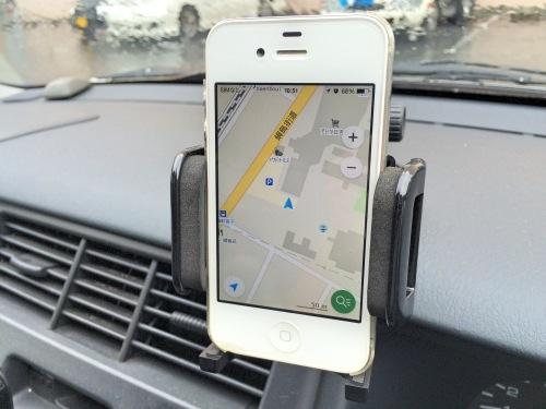 iPhoneの最強オフライン地図アプリ!MAPS.MEはカーナビにもなる便利な無料アプリ