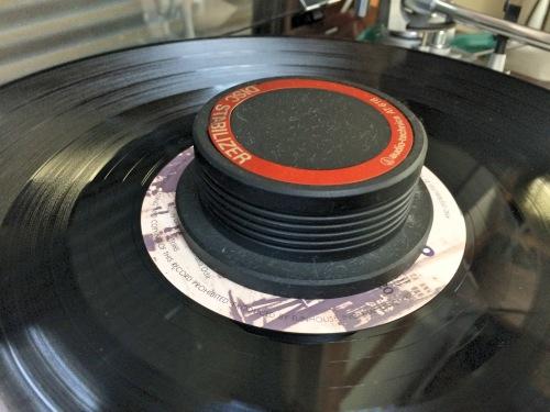 レコードのスタビライザー