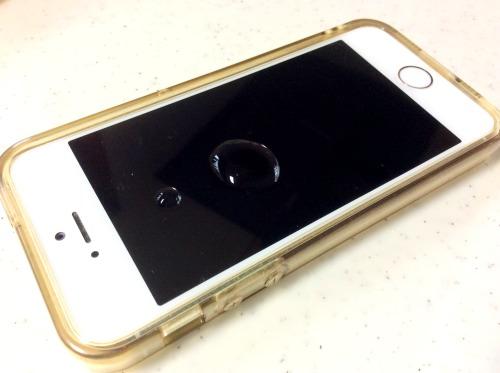 iphone水没したときの対処方法