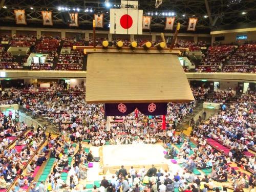 大相撲チケットを確実に取る方法と両国国技館で大相撲観戦の楽しみ方