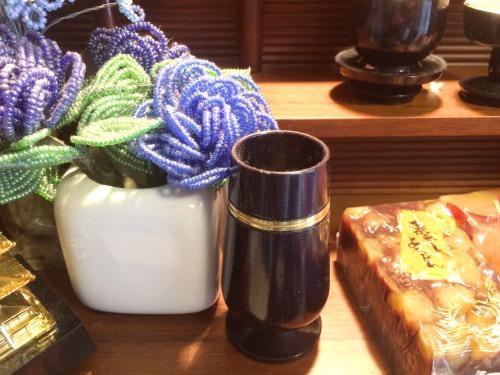 仏壇のお花飾り