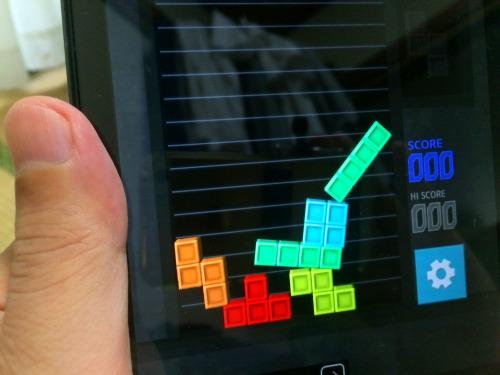 Androidアプリゲーム ブツリス