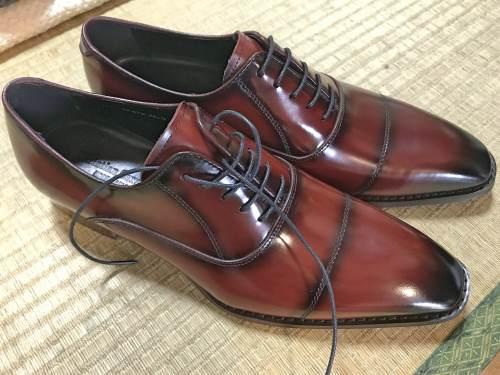 楽天市場のFido(フィード)で上質の革靴を買ってみた!メイドインジャパンでも安く買える通販はお得だった