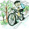 自転車ツーリング自転車旅行記(離島情報・写真投稿)